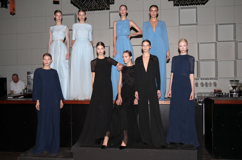 Midnight in Berlin: a collection inspired by Cinderella
