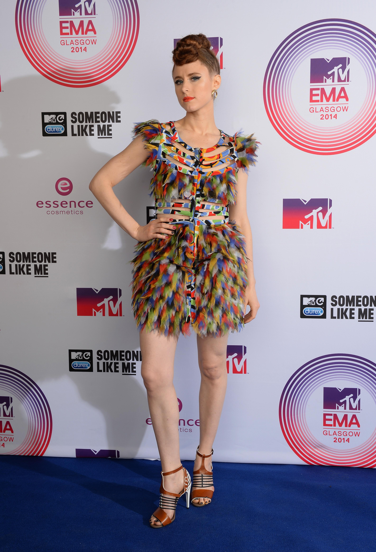 MTV EMA's 2014 - Pre Red Carpet Arrivals